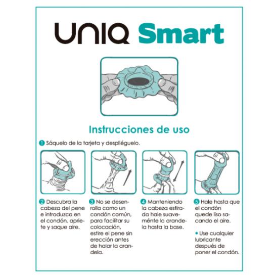 UNIQ SMART PRE-ERECCIÓN...