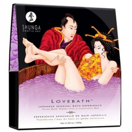 LoveBath Lotus Sensual