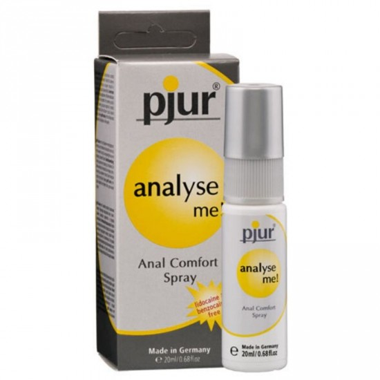 Spray Anal Confort pjur...