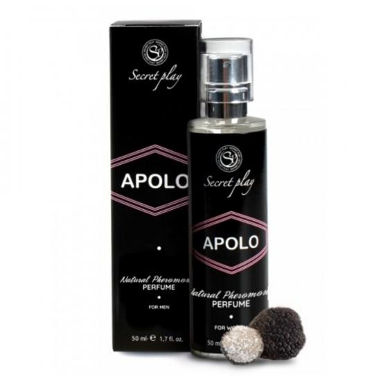 PERFUME SPRAY APOLO, 50 ml