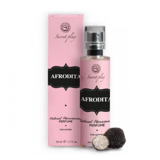 PERFUME SPRAY AFRODITA, 50 ml