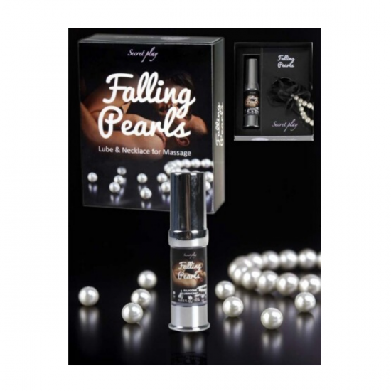 FALLING PEARLS-LUBRICANTE...