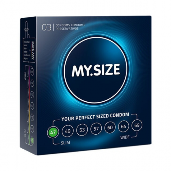 MY SIZE NATURAL CONDOM...