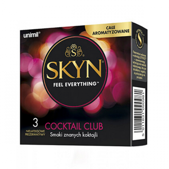 Manix Skyn Cocktail Club 3 Uds